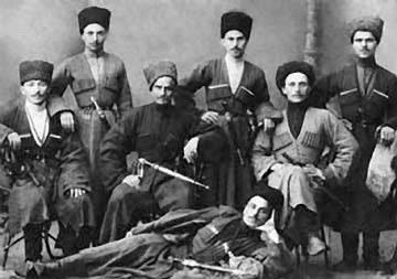 «Кавказские орлы» Дикой дивизии