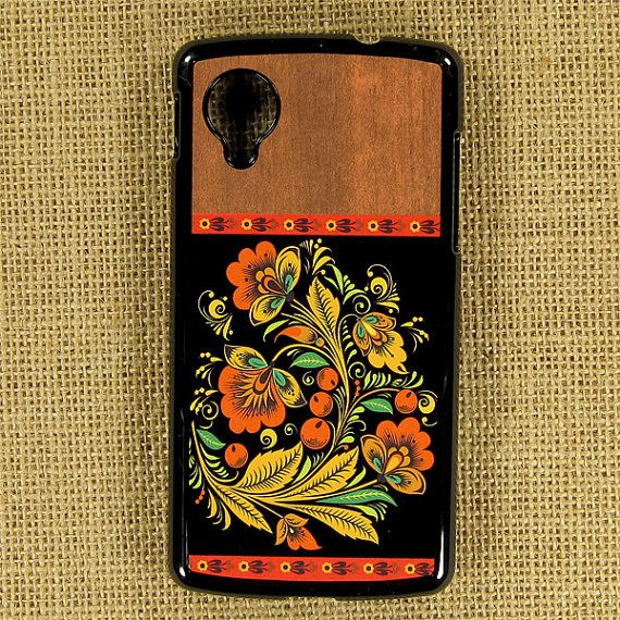 HOHLOMA Russian Art  Google LG Nexus 5 CASE by ArtPhoneCase, $12.99