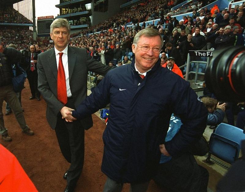 056 Алекс Фергюсон: Самый титулованный тренер Манчестер Юнайтед