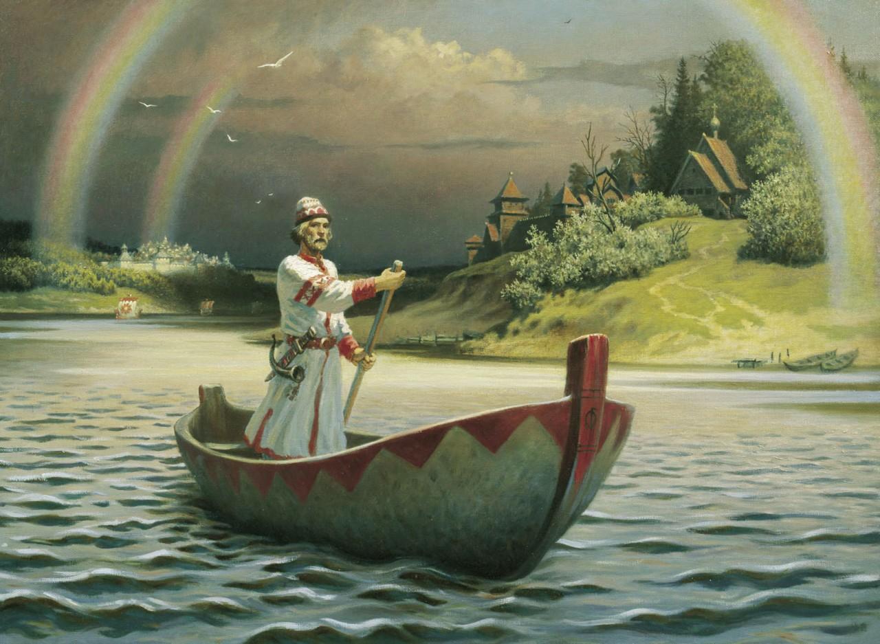 8. «Славяне» — не от «слава», а от «слово». Древняя Русь, история, славяне