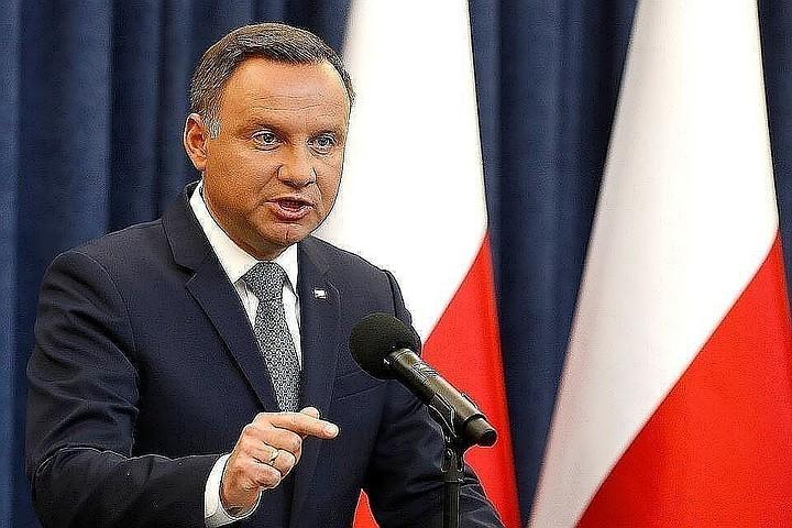 В Госдуме назвали слова президента Польши о «Северном потоке -2» не серьезными