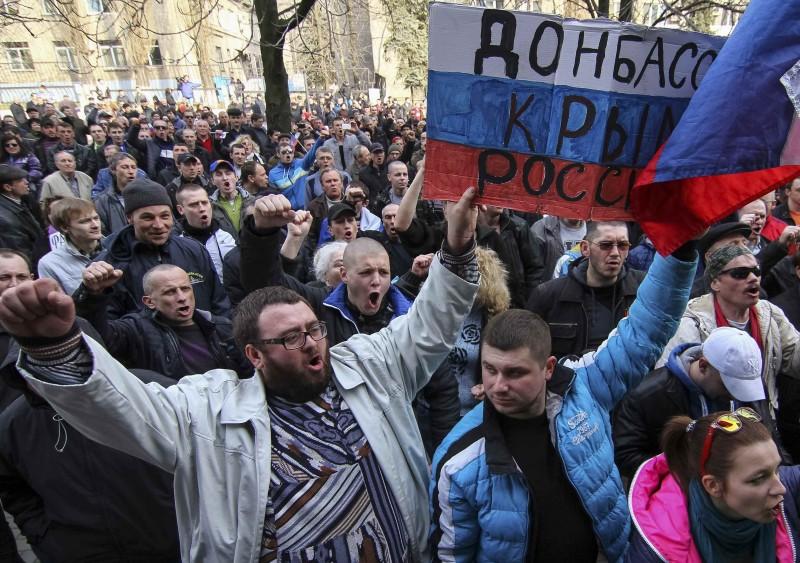 Донбасс оказался недостаточно русским…
