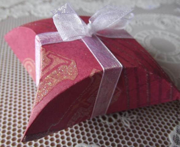 Как быстро сделать коробку для подарков своими руками
