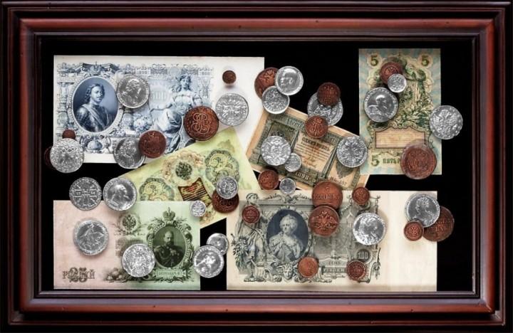9 января 1769 г. 247 лет назад в России были введены первые бумажные деньги