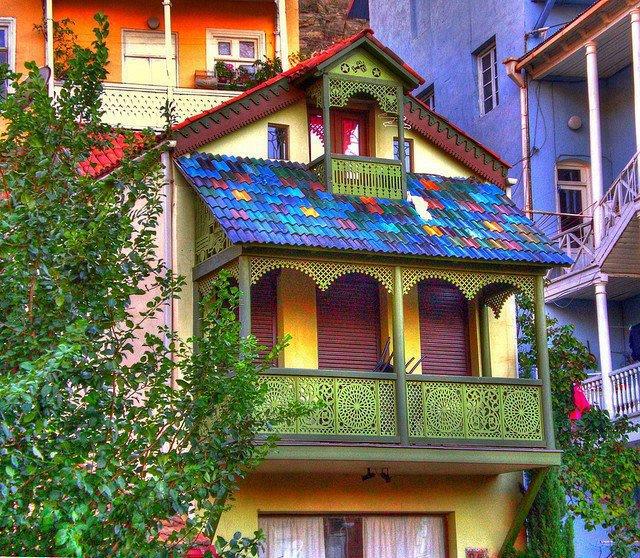 балконы, террасы, лоджии фото - 01