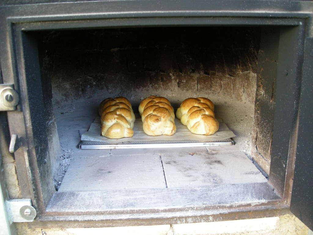 Печём хлеб своими руками 538