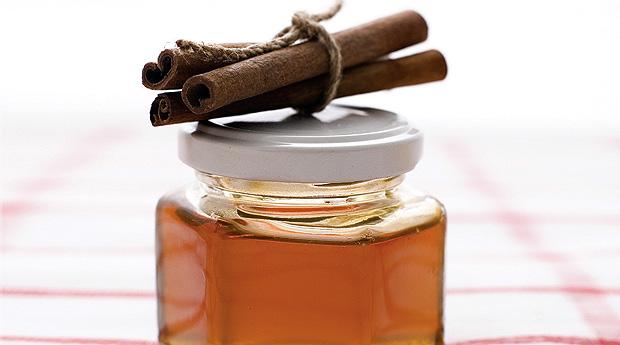 Корица с мёдом - прицельный  удар по жиру