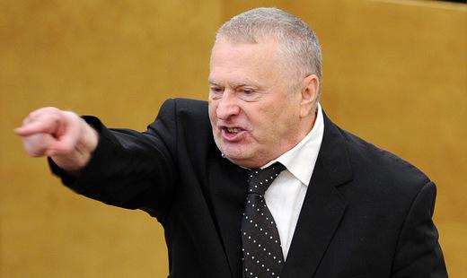Жириновский предложил «гнать…