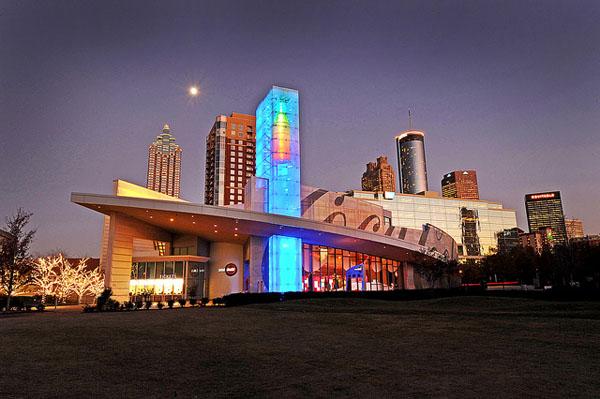 Достопримечательности города Атланта