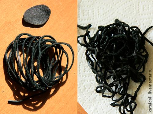 как сделать шнурок из обрезков кожи (4) (500x375, 335Kb)