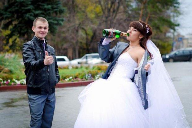 Вот так не надо снимать свадьбу, пожалуйста