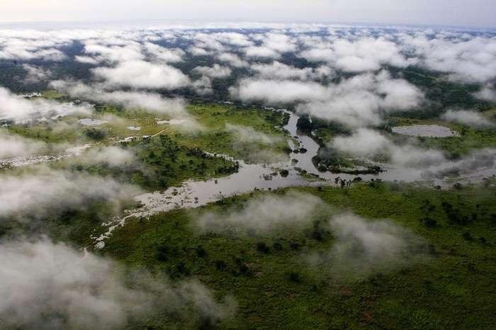 Национальный парк Garamba