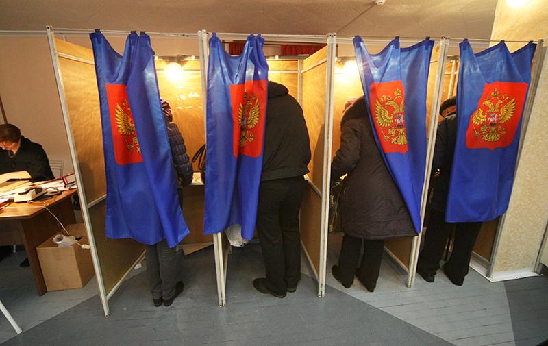 Цик попросил 500 млн рублей на выборы в госдуму