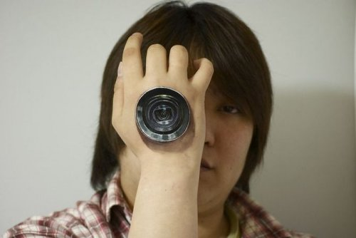 Потрясающий 3D-бодиарт, созданный 21-летней художницей Chooo-san (21 фото)