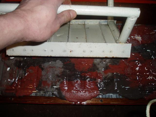 Для гидроизоляция мастика фундамента технониколь