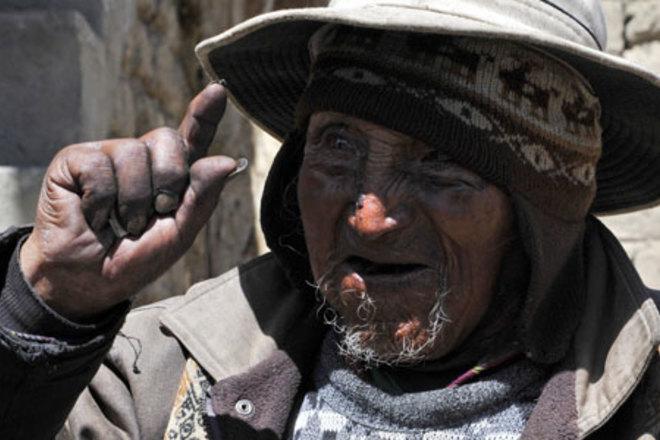 123-летний мужчина раскрыл н…
