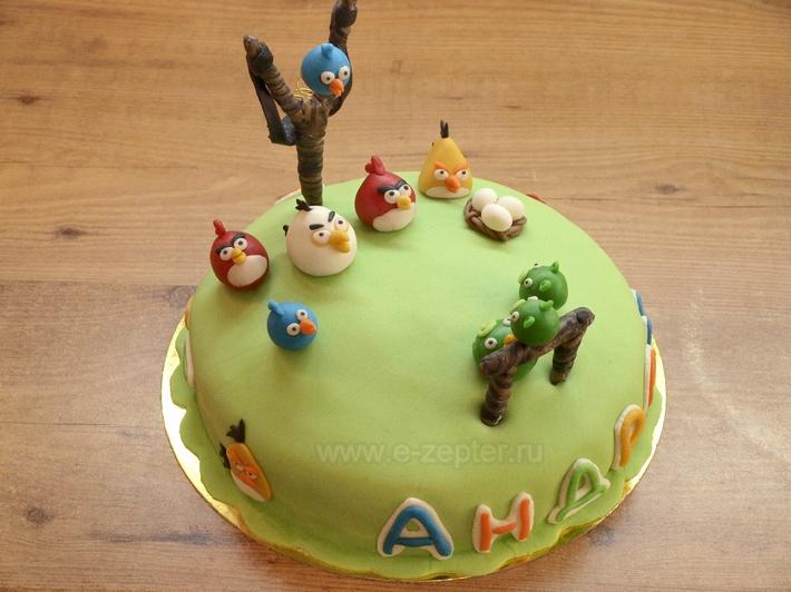 Торт не День рождения