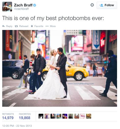 Топ-10 самых оригинальных свадебных фотографий