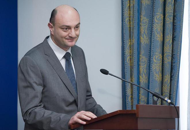 Случилось горе - с Украины сбежал Ебаноидзе