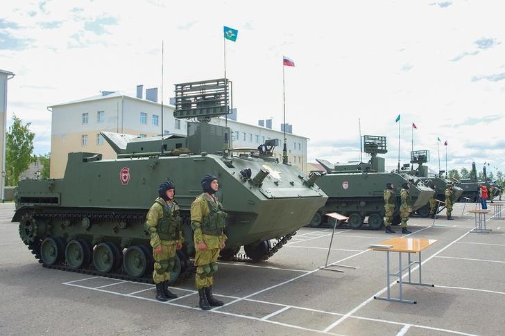Ивановская дивизия ВДВ получила первый дивизионный комплект системы управления ПВО «Барнаул-Т»