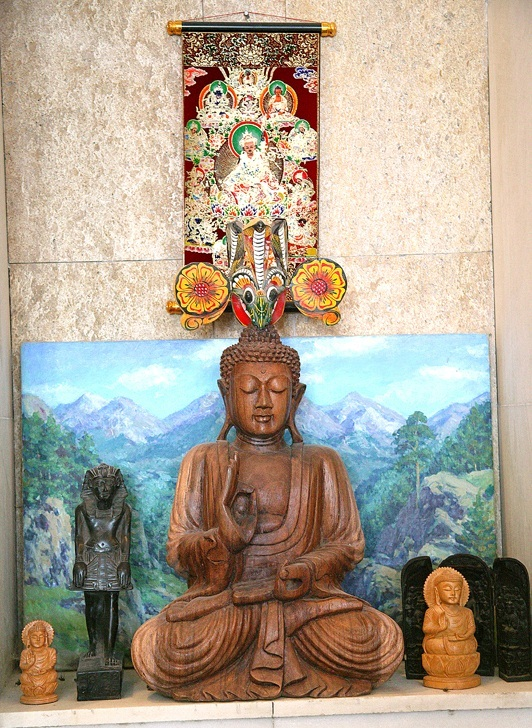 Храм всех религий (Вселенский храм) Ильдара Ханова. Фото  / Temple of All Religions. Photo