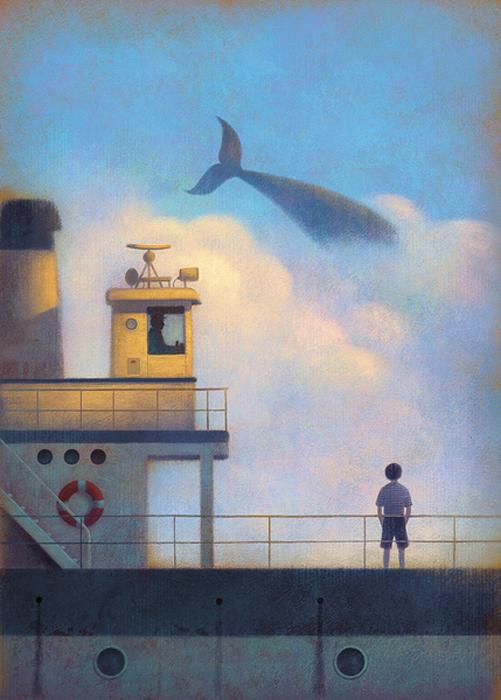 Летние мечты. Автор: Paolo Domeniconi.