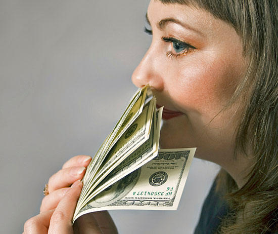 Нос как денежный магнит