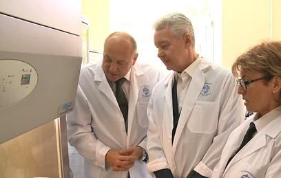 Собянин: в столице появится 3 новых бесплатных вакцины