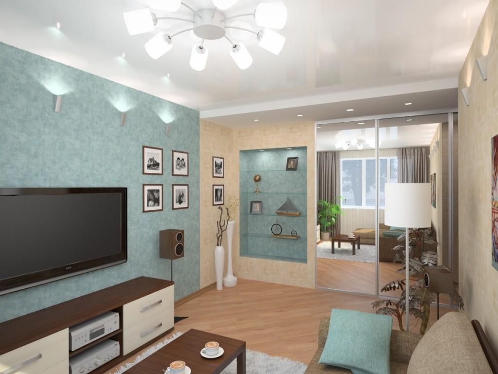 гостиные дизайн маленькая комната