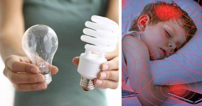 Вас постоянно беспокоят головные боли или мигрень, причину которых сложно объяснить? Виной всему могут быть эти лампочки