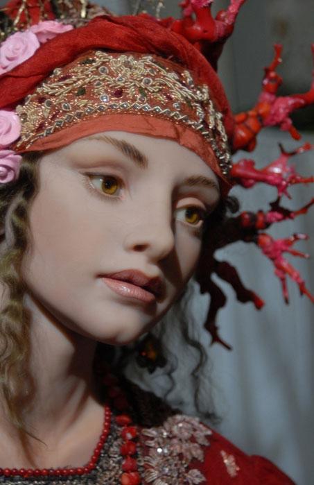 Потрясающие реалистичные куклы Алёны Абрамовой