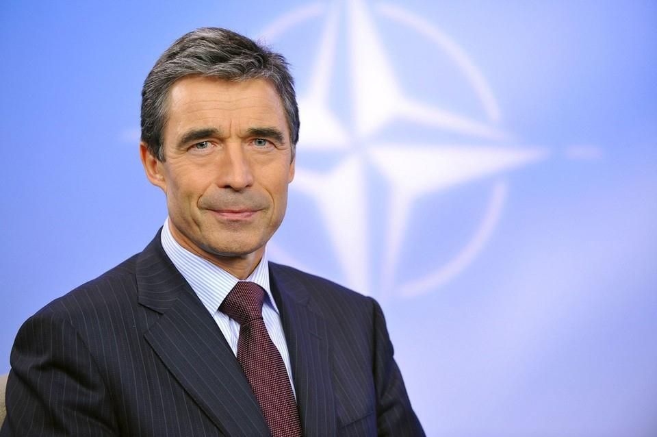 Экс-генсек НАТО Расмуссен: Р…