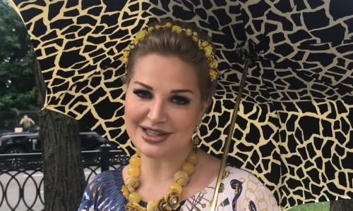 Мария Максакова в Киеве нашл…