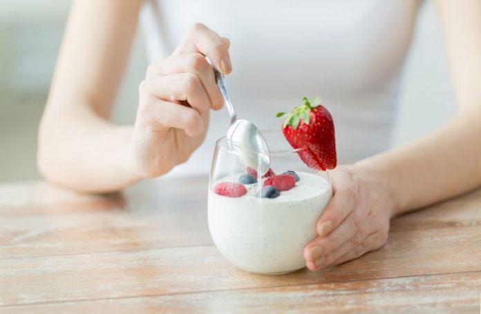 Йогуртовая диета для похудения. Минус 10 кг за неделю!