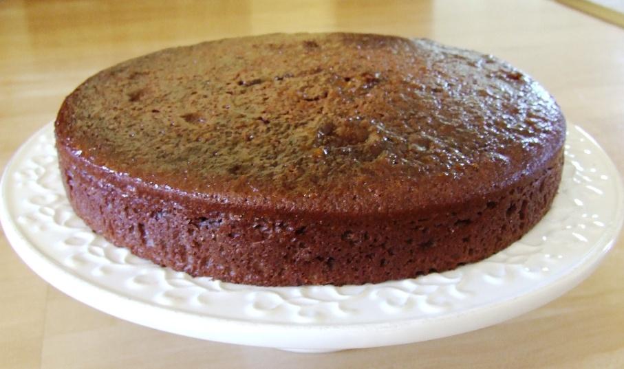 рецепт пирога с черным чаем и вареньем