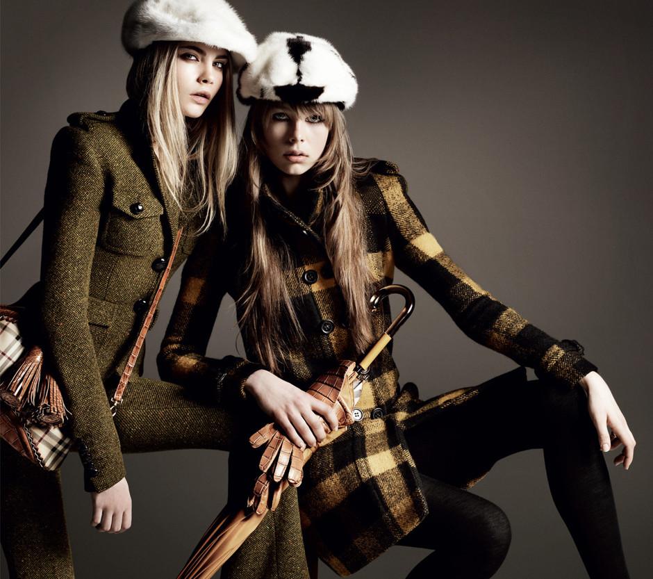 Выдержанный аристократизм: английский ретро-стиль в одежде