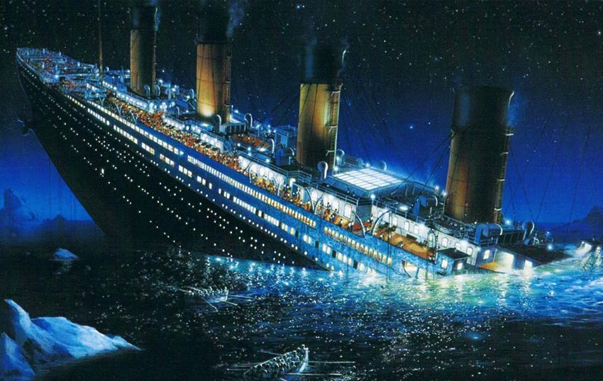 25 интересных фактов о Титанике интересно, кораблекрушение, титаник