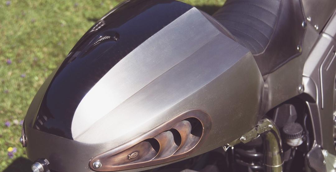 The Bull BMW K1600