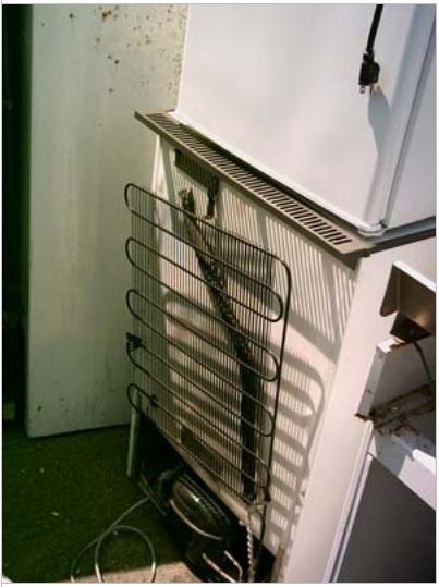 Коллектор своими руками из холодильника
