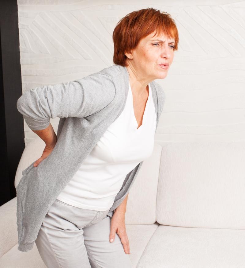 упражнения от боли в спине в домашних условиях