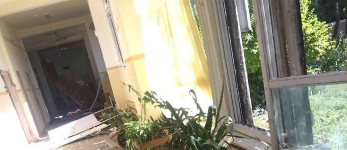 НАК: В колледже Керчи сработало неустановленное взрывное устройство