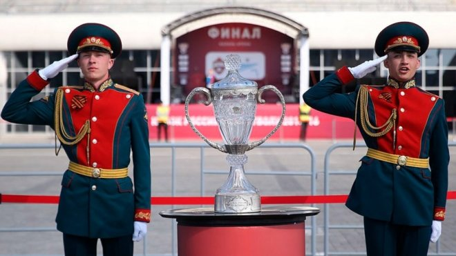 Стали известны две четвертьфинальные пары Кубка России по футболу