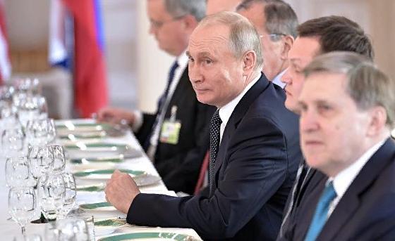 Путин: Трамп говорит о незаконности присоединения Крыма, мы считаем иначе