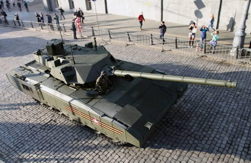 Танковая война: модернизированный M1 Abrams против «Арматы»