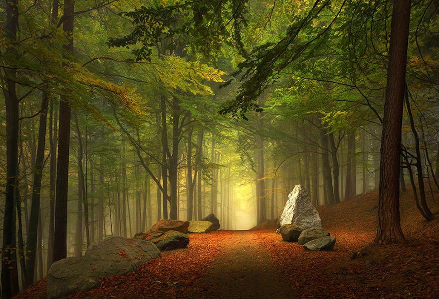 Загадочные и мистические фотографии Kilian Schoenberger