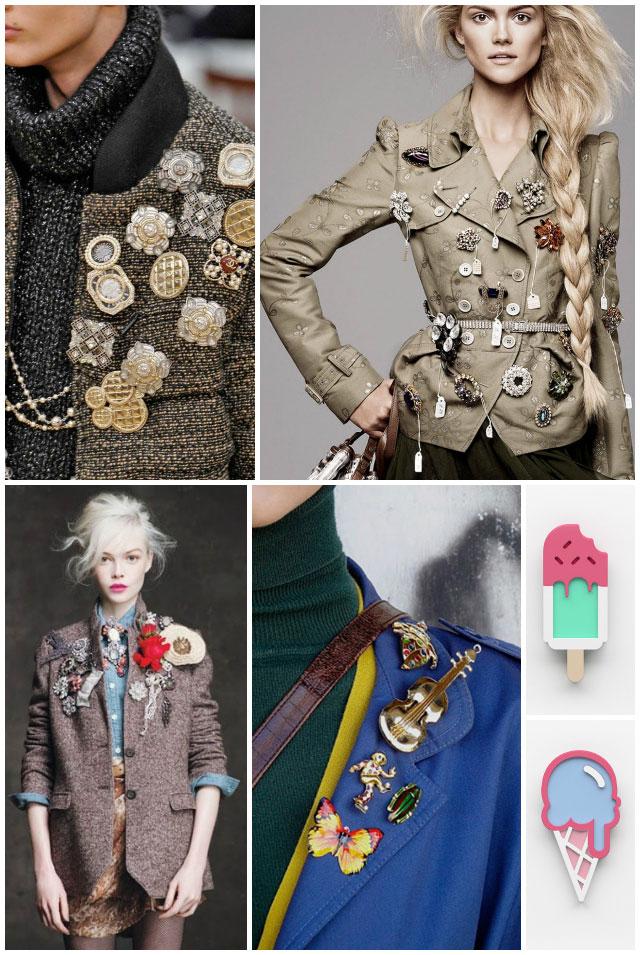 модные броши 2016 своими руками