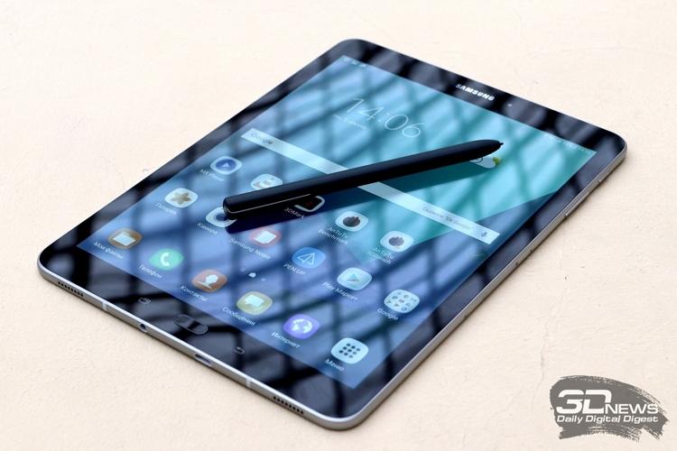 Планшет Samsung Galaxy Tab S…