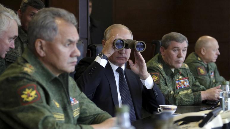Tagesspiegel: миссия выполнена — новая Сирия станет такой, какой её видит Россия
