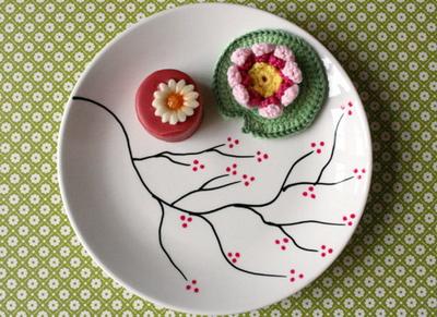 Декоративные тарелки на стену 20