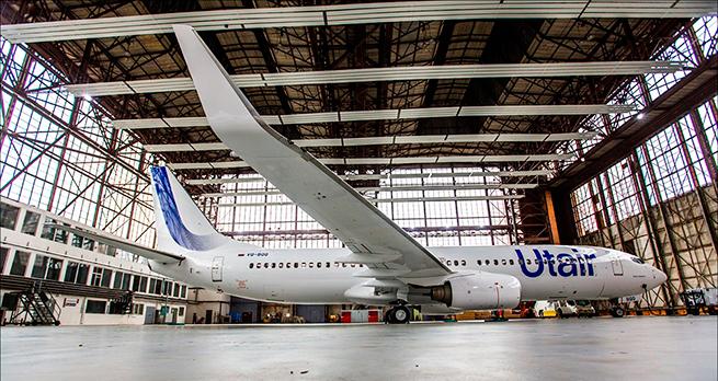 Ребрендинг Utair: зачем авиакомпания решила сменить имидж